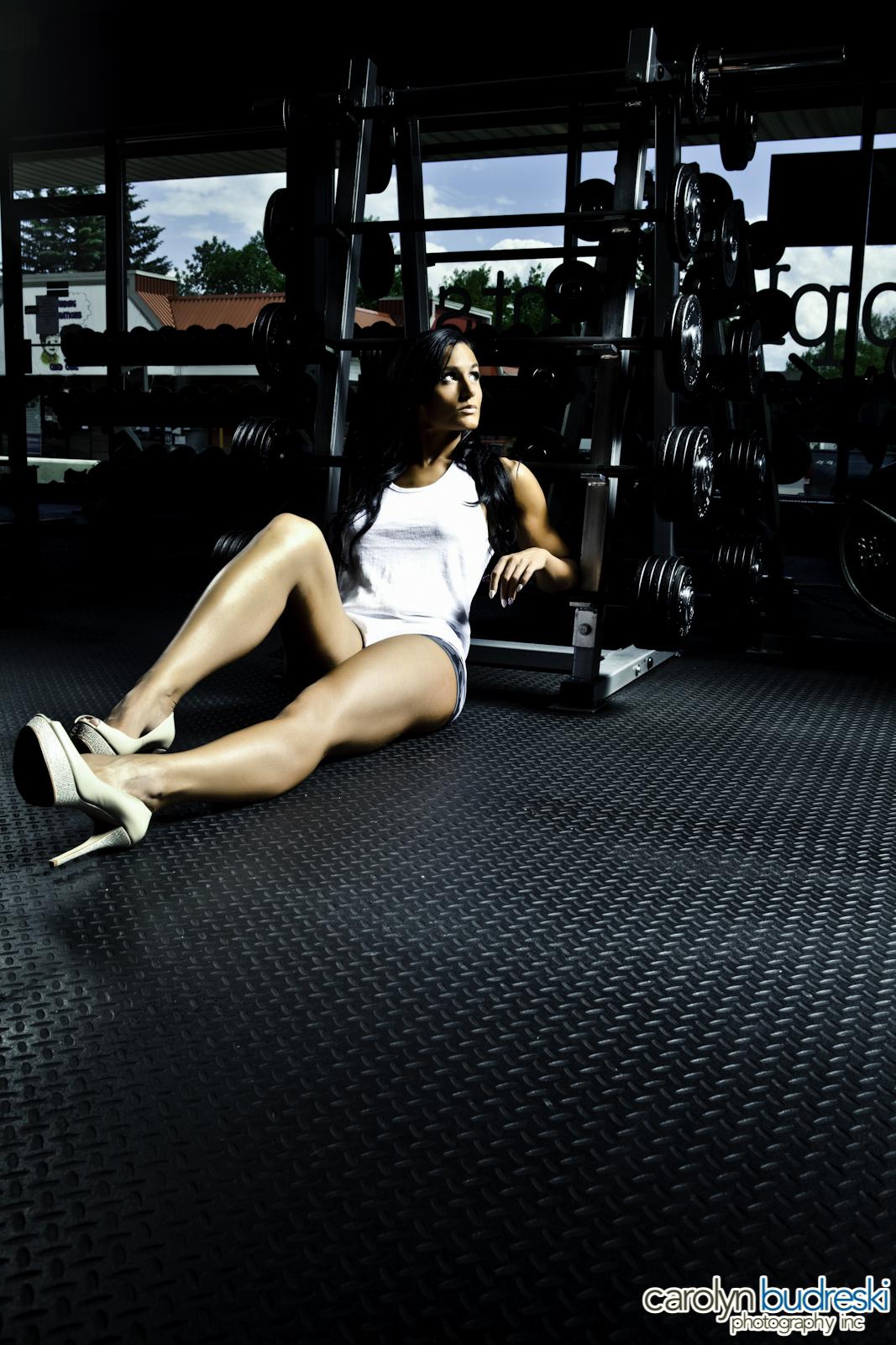 Calgary Fitness Photography