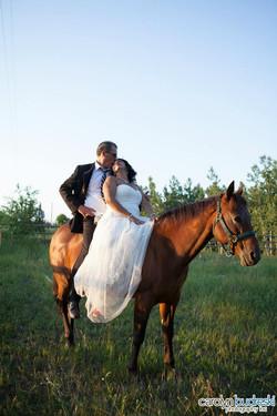 Dewinton, AB Wedding