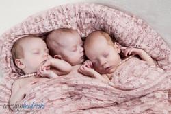 calgary newborn triplets