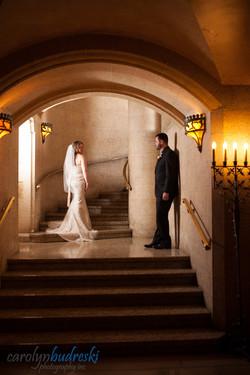 Banff Springs Hotel Wedding