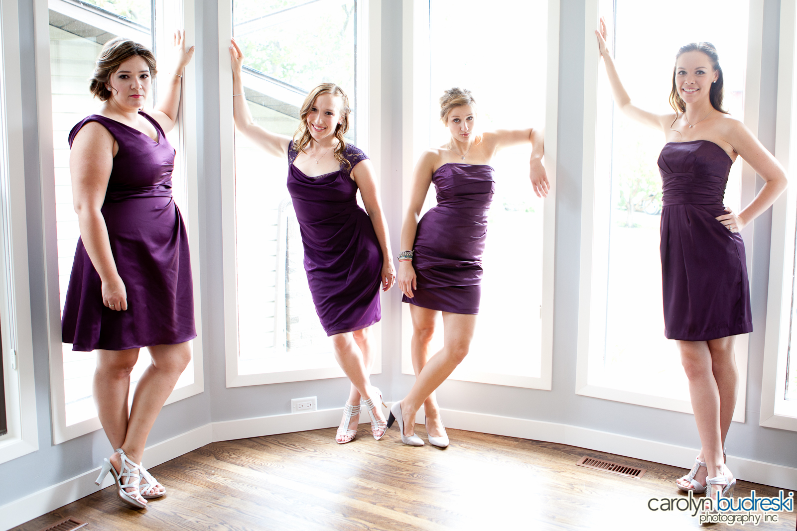 Calgary Bridesmaids photos