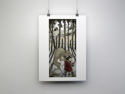Little Red Riding Hood Pt.1