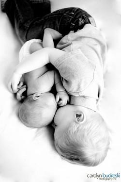 calgary newborn plus sibling