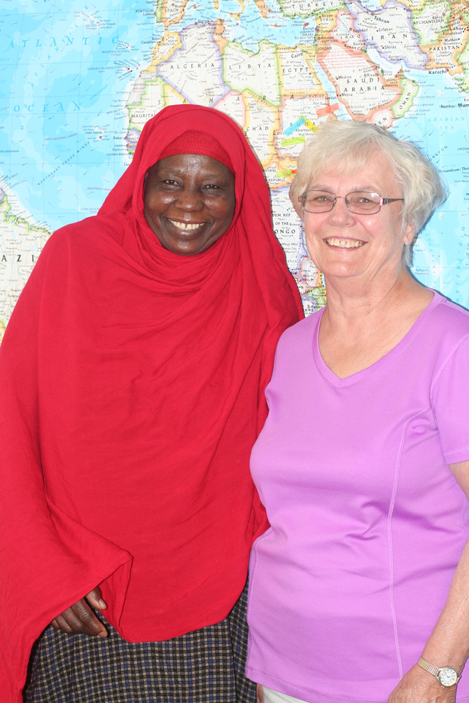 A World Undivided: Judy and Khadija