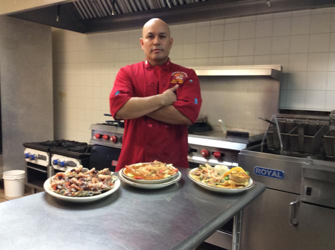 Student Story: Chef Eduardo Villarreal