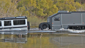 The Bruder EXP-6 Expedition Trailer