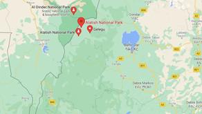 Alatish National Park, Ethiopia