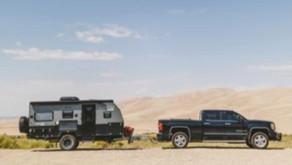 The Opus OP15 Hybrid Caravan