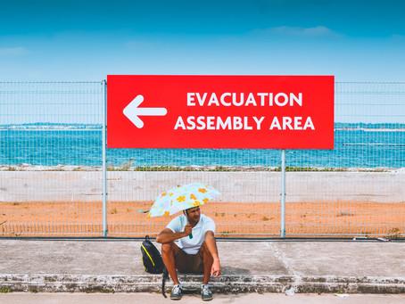 Travel Advisory: Stranded International Travellers during Covid-19 Pandemic