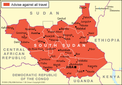 South Sudan – Food security, famine and national potential