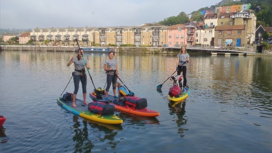 Bristol to London on a SUP - The State of Our Rivers