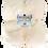 Thumbnail: PLAID COCOON 610g/m² -CREME
