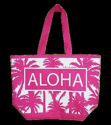 BEACH BAG TEXTY ALOHA