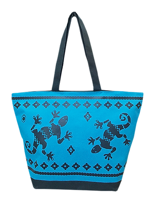 BEACH BAG GEKKO
