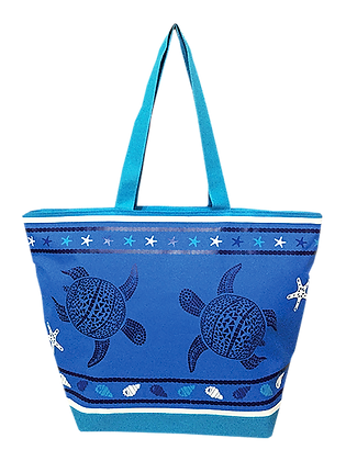 BEACH BAG TURTLE