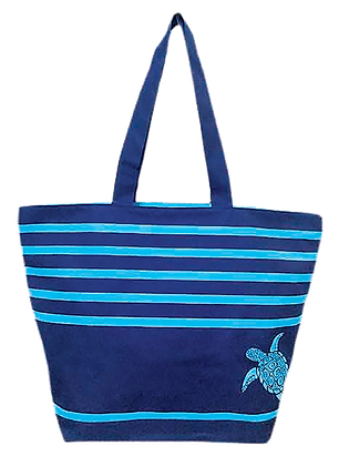 BEACH BAG BAHIA TURTLE