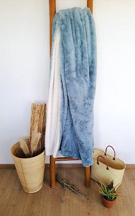 COUVERTURE COCOON 610 g/m² - ASHLEY BLUE