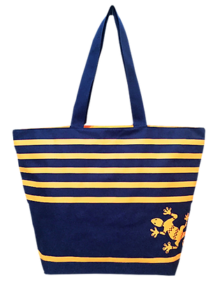 BEACH BAG BAHIA GEKKO