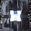 Thumbnail: PLAID MOUTON 460g/m² -ANTHRACITE