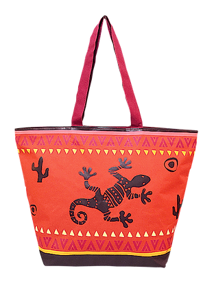 BEACH BAG MEXI GEKKO