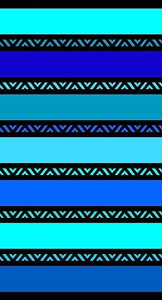 TWISTY BLUE