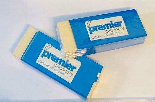 Premier Erasers Box of 20