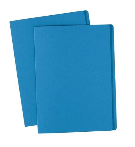 Manila Folder FC Blue 100 Pack