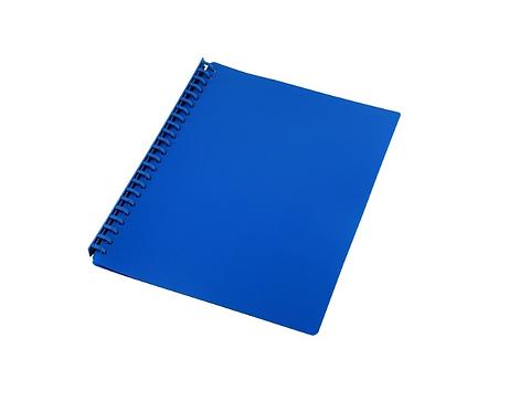 Display Book Solid Blue