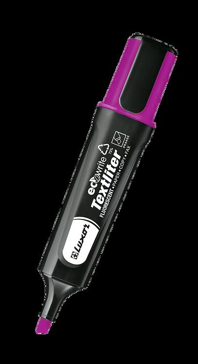 Luxor Highlighter, Violet - Box 12