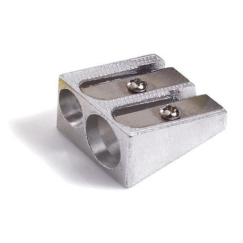 Metal Double Hole Sharpeners