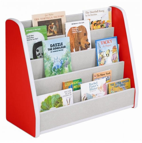 Kids Smart Book Stand Red