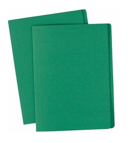 Manila Folder FC Green 100 Pack