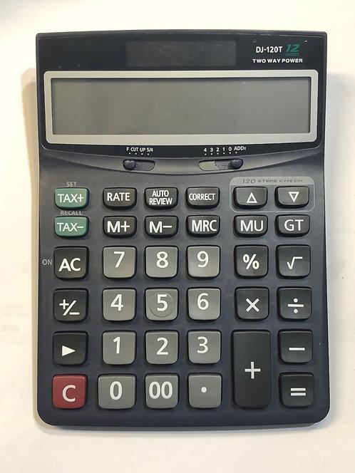 Calculator Desktop Large 100 Step Check