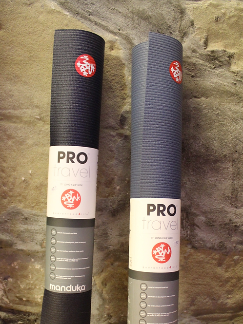 Yogamatte manduka PRO travel 180x61cm x2,5mm