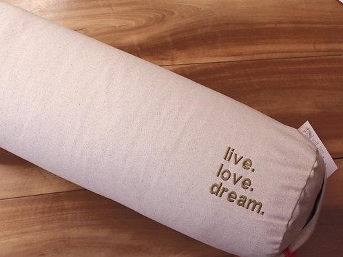 "Yogarolle ""live.love.dream"""
