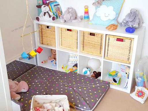Créer un espace Nido pour son bébé