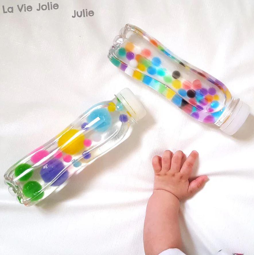 Nouvelles bouteilles sensorielles !