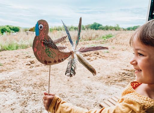 DIY : un joli oiseau !