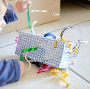 DIY : La boîte à rubans