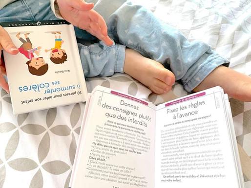 Mini Larousse - deux petits livres sur la parentalité
