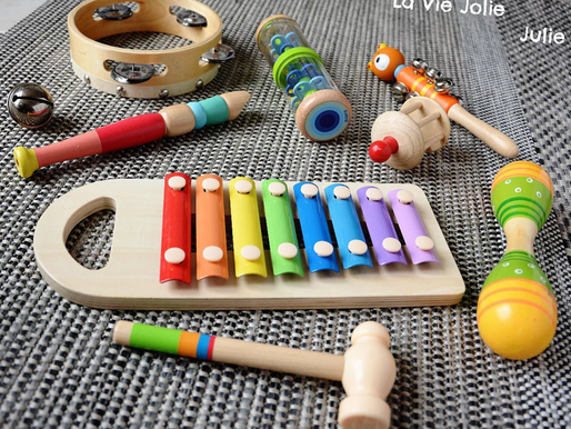 Nos instruments de musique en bois