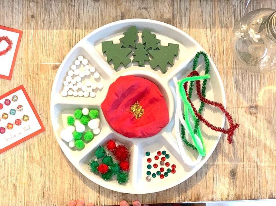Invitation à créer : Noël