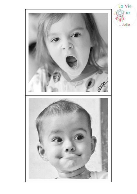 Imprimable visages