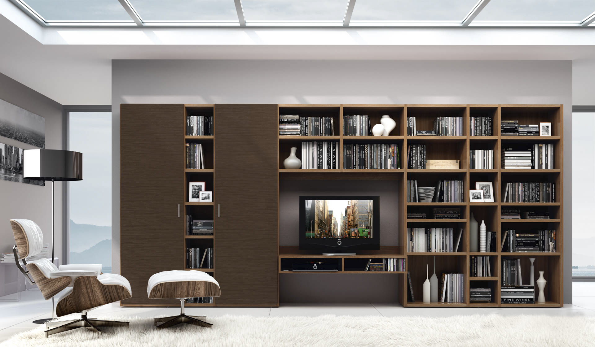 LIBRARY 3D