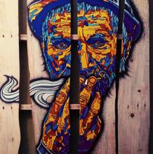 "IL PORTATORE DI LUCE - da ""Il minatore afgano"" di Steve McCurry"