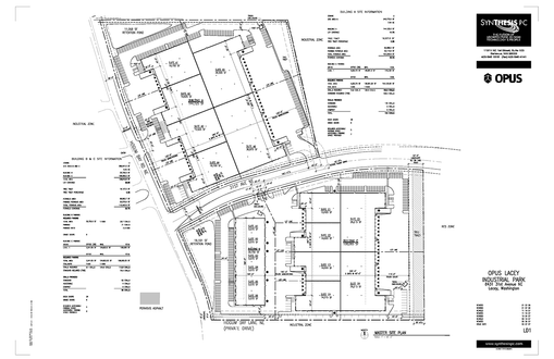 Hogum Bay Road_Lacey_Master Site Plan_MP