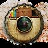 Instagram Icon Menina Zen
