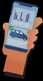 Zanety Qual Auto Comprar app