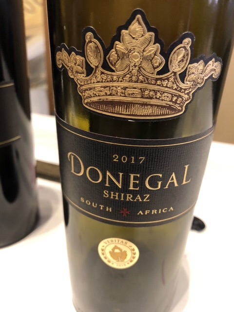 Donegal wines