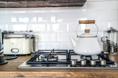 Eco Cabin 2 Kitchen